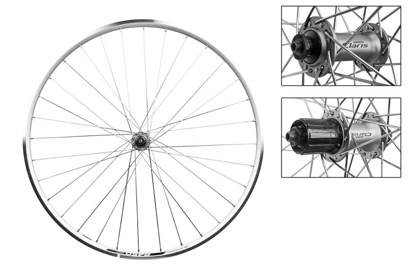 ALEX RIMS R450  36H---700C  BLACK BICYCLE RIM