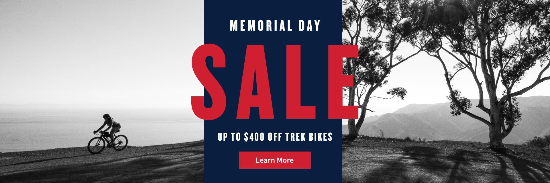 Trek Memorial Day Sale