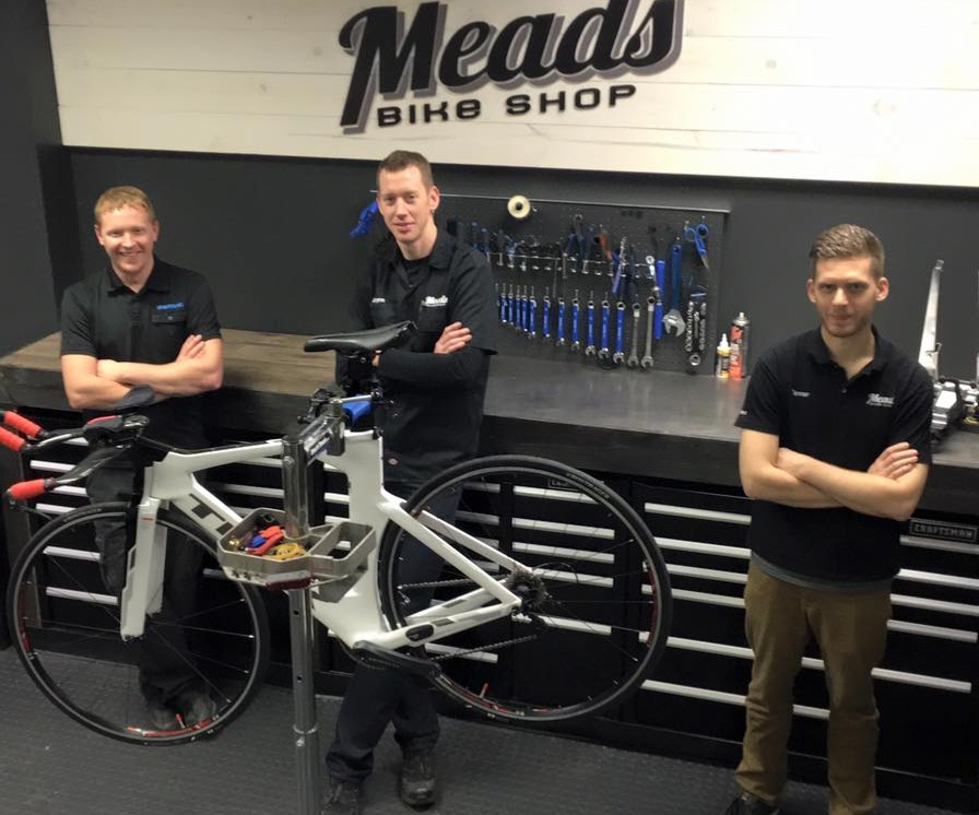 Mead's Bike Shop Service Center