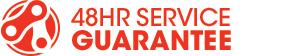 48 Hour Service Guarantee