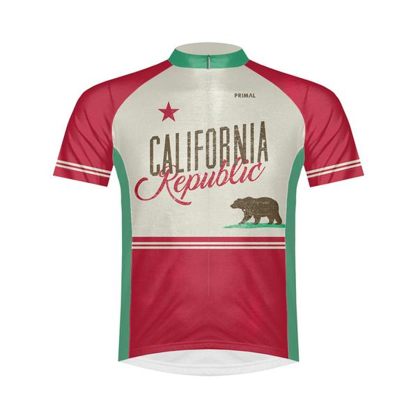 Primal Wear California Republic Jersey