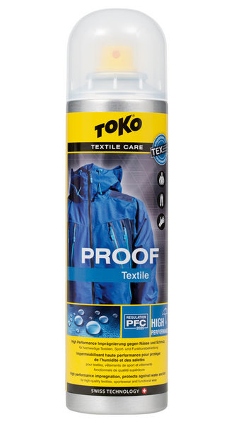 Toko Textile Proof