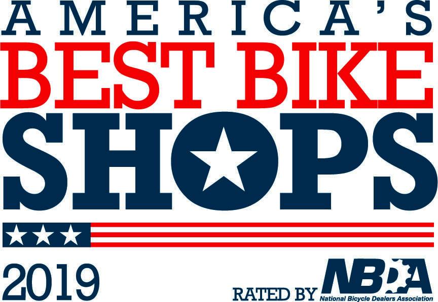 America's Best Bike Shop award