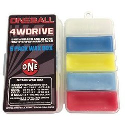 One Ball Jay 4W Drive Wax Pack