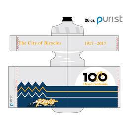 Ken's Davis Centennial Water Bottle