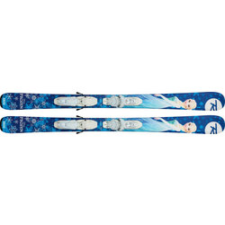 Rossignol Frozen + Kid-X 76