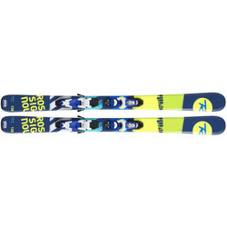 Rossignol Terrain + Team 4 Bindings