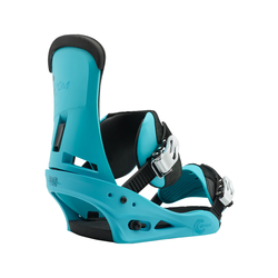 Burton Custom Bindings Black Matte
