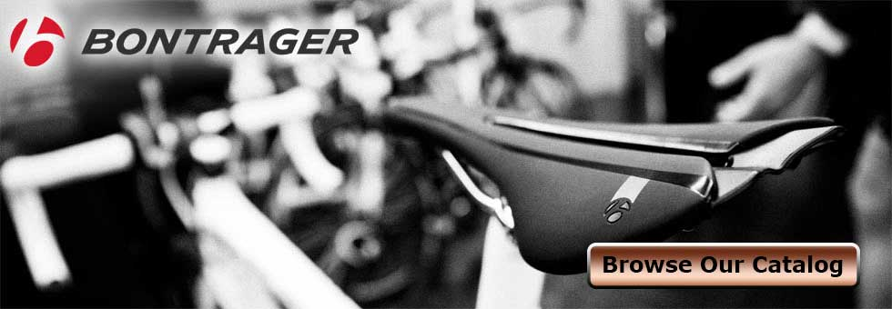 Bontrager makes great cycling accessories.