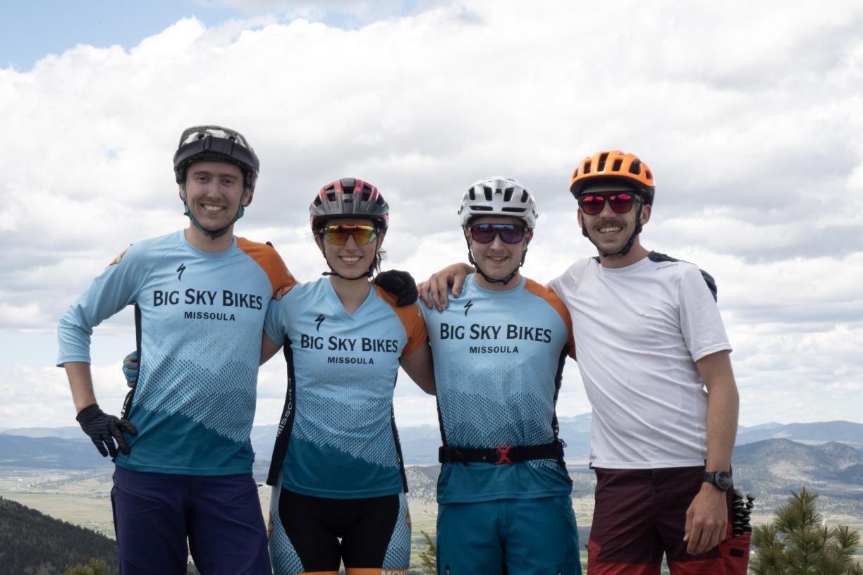 Big Sky Bikes staff