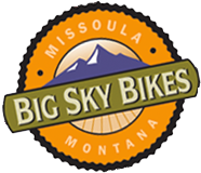Big Sky Bikes Inc Logo