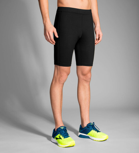 "Brooks Running Mens Greenlight Tight 9"" Short"