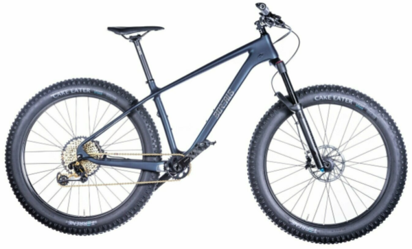 Borealis Crestone Fat Bike ENX LevelT Bluto RL Mulefut 27.5x65 Minion 27.5x6.8