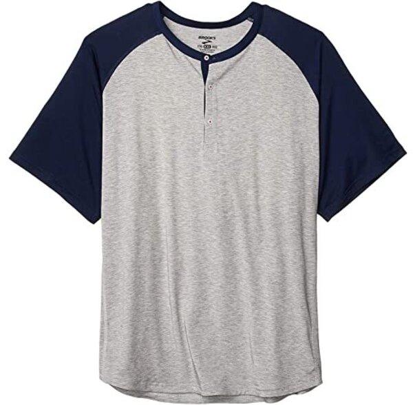 Brooks Running Cadence Short Sleeve Shirt