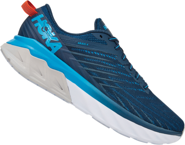 Hoka Men's Arahi Color: MBDBL
