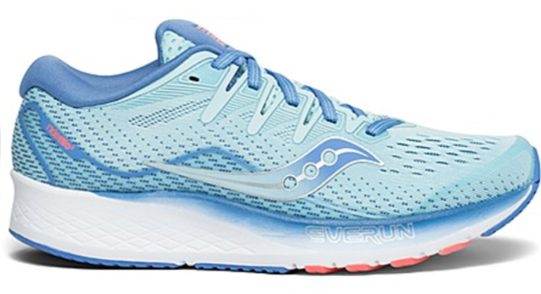 Saucony Women's Ride ISO Color: 1
