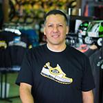 Mechanic Abraham Martinez