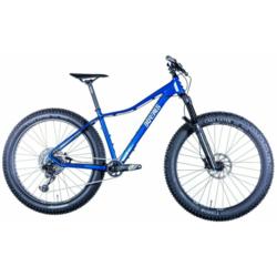 Borealis Flume Alloy Fat Bike 27.5+ Eagle GX Build Rockshox Bluto RL 100mm Fork