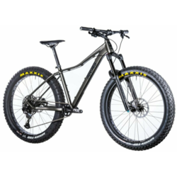 Borealis Flume Alloy Fat Bike 27.5+ Eagle GX Build W/ Dropper Post Rockshox Bluto RL 100mm Fork