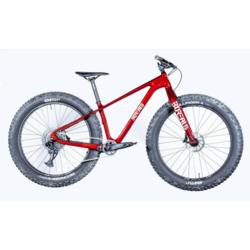 Borealis Creston Fat Bike Eagle GX Build Rigid Mulefut 27 X 65 Colossus 27.5 X 4.5 Tires