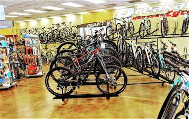 Breakaway Cycles Storefront