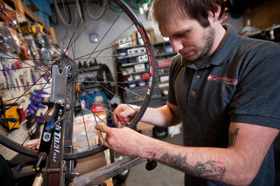 Cycletherapy has the expertise and tools to fix your bike right!