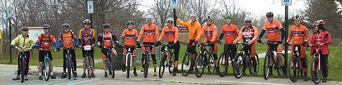 Cycletherapy group ride
