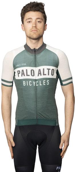 Palo Alto Bicycles Liteweight Urban Pro Merino Wool Jersey