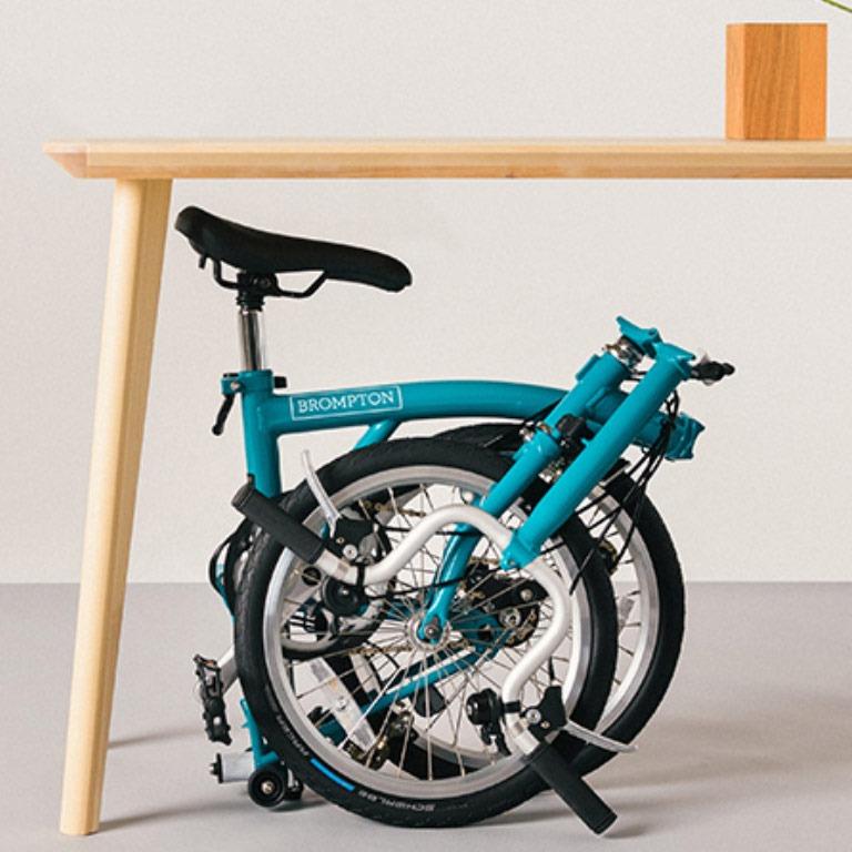 Link Brompton Folding Bikes