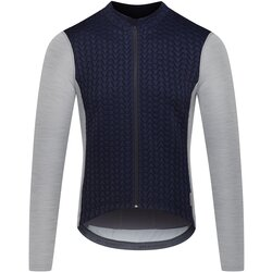 CAFE DU CYCLISTE Men's Irma Jersey Navy & Grey