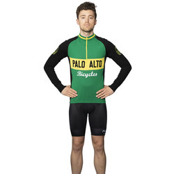Palo Alto Bicycles Palo Alto Bicycles Classic Wool Jersey LS