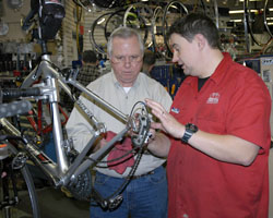 Join us for a bike repair class