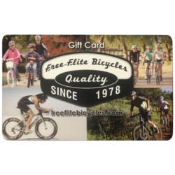 Free-Flite Free-Flite Bicycles Gift Card