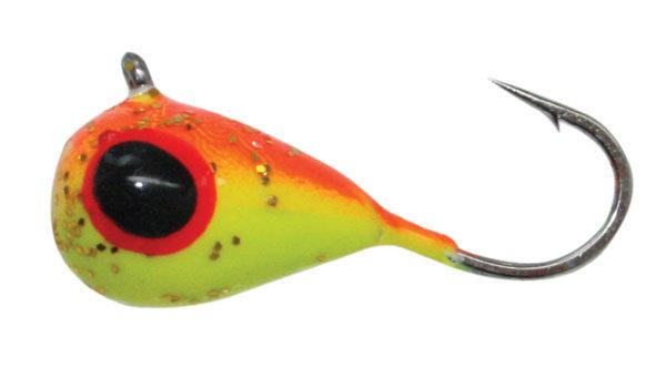 Custom Jigs & Spins Chekai Glow Tungsten Jig