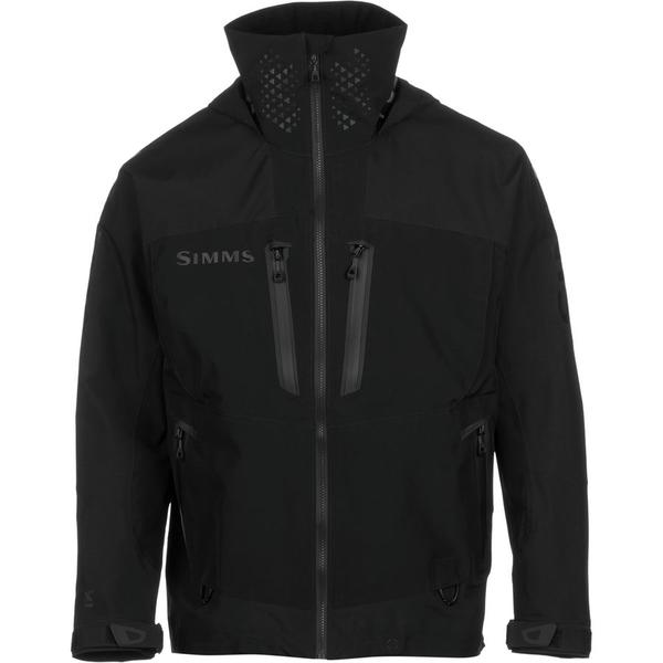 Simms ProDry GORE-TEX Jacket Color: Black