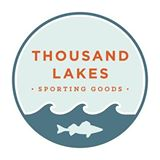 Thousand Lakes Sporting Goods Logo