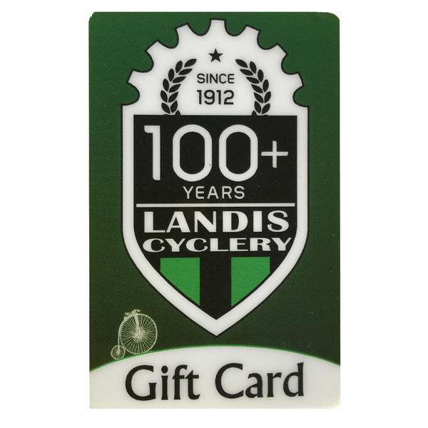 Landis Cyclery Gift Card