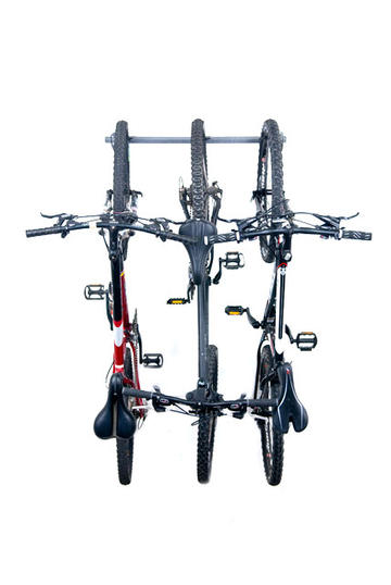 Monkey Bars Monkey Bars 3-Bike Rack Bicycle Storage