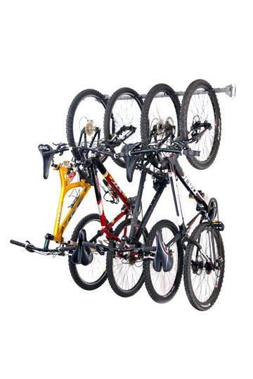 Monkey Bars Monkey Bars 4-Bike Storage Rack for Bicycles
