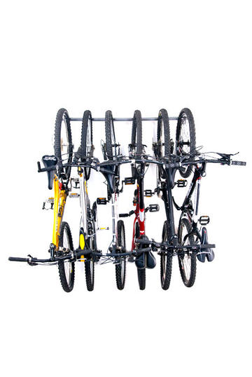 Monkey Bars Monkey Bars 6-Bike Storage Rack for Bicycles