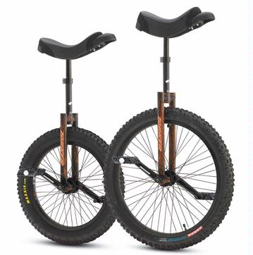 Torker Torker® Unistar® DX Wood Unicycle(Free Shipping & Tax*)