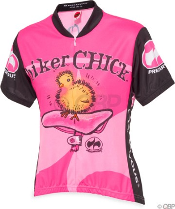 World Cycling Productions World Biker Chick Jersey - Women's