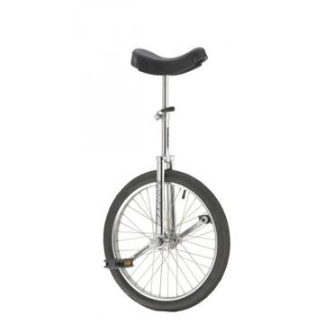"Torker 20 inch Torker Unicycle Unistar CX Chrome Unicycles 20"" FREE Shipping & Tax Incld!!"