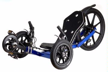 KMX Cyclone Kids Kart