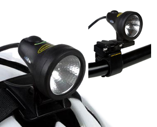 Light & Motion Solo Li-Ion Logic Cub bicycle bike headlight head light lite