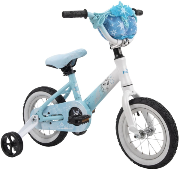 Batch Bicycles The Disney Frozen Kids Bicycle 12""
