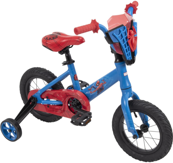 "Batch Bikes Batch Bicycles The Marvel Spider-Man Kids Bike 12"""