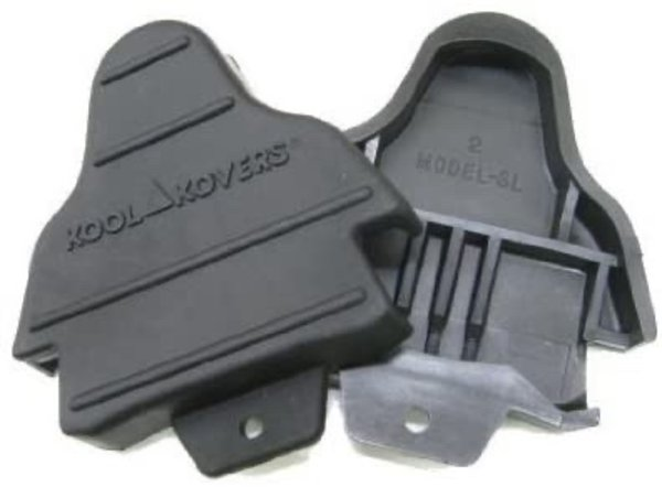 Kool Kovers Kool Kovers Shimano SPD-SL Cleat Covers: Fixed or Flat