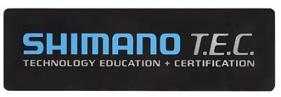 Shimano TEC Certified