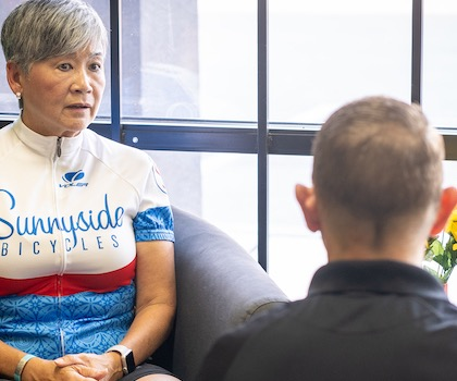 Sunnyside Bicycles Precision Fit Bike Fitting Interview